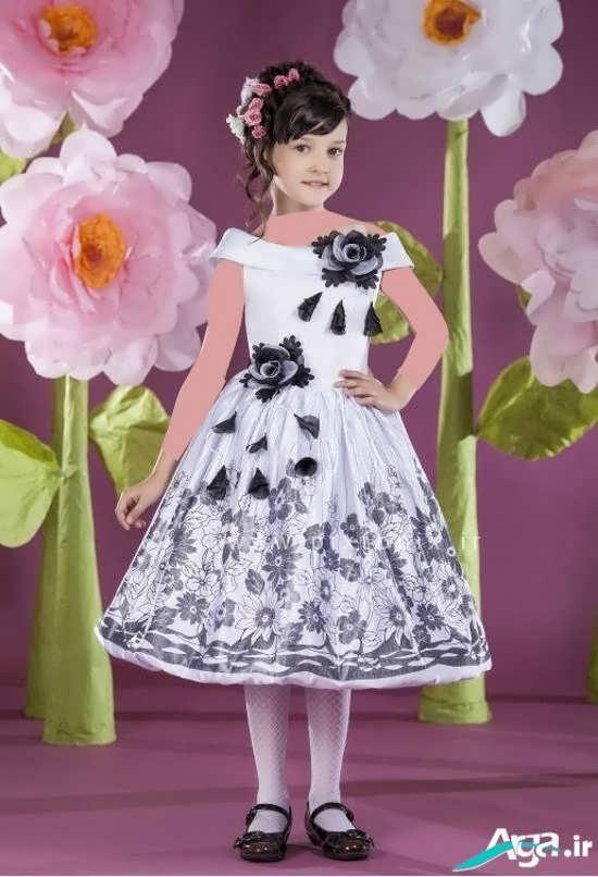 مدل های زیبا و شیک مدل لباس عروسکی