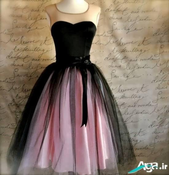 لباس عروسکی زیبا