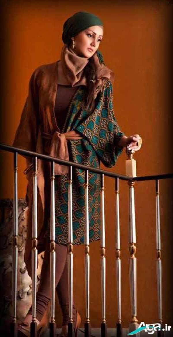 مدل مانتو های سنتی جذاب