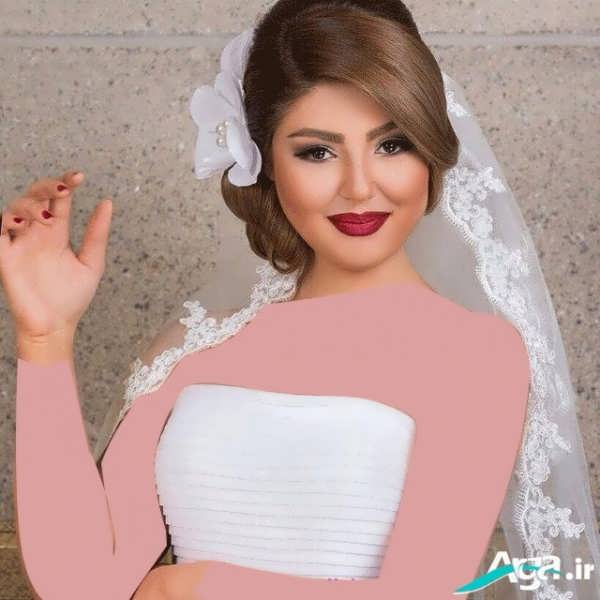 شینیون مو عروس 2016
