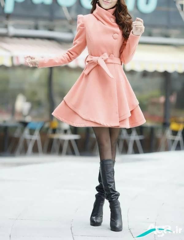 عکس پالتو دخترانه زیبا