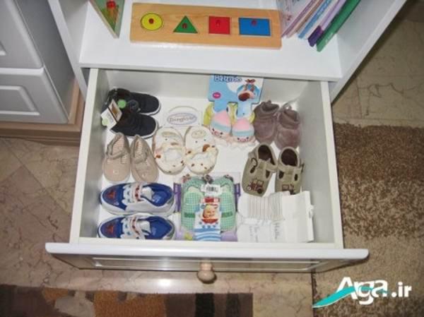 مدل های کفش نوزاد دختر