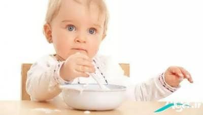 حریره بادام یک غذای مقوی برای کودک شما