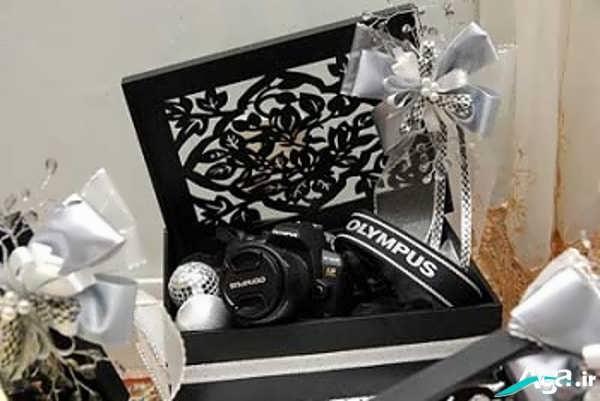 تزیین هدایای عروس