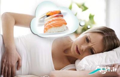 تغذیه و مسمومیت غذایی
