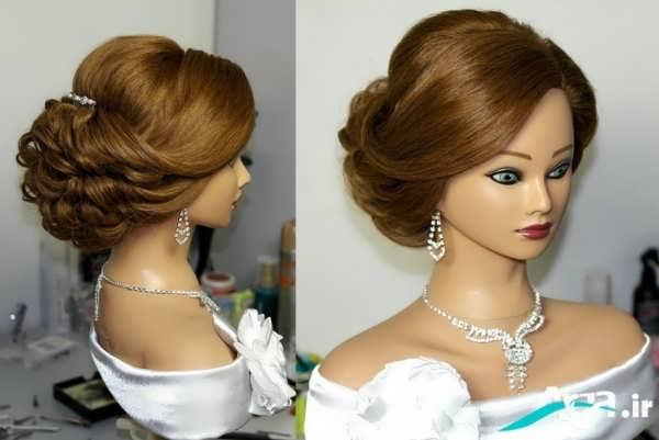 مدل بسته آرایش مو