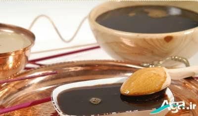طرز تهیه شیره انگور