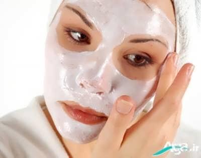 ماسک طبیعی ضد چروک صورت