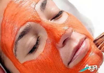 انواع ماسک های طبیعی ضد چروک صورت