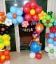 بادکنک آرایی برای جشن تولد با روش های جدید