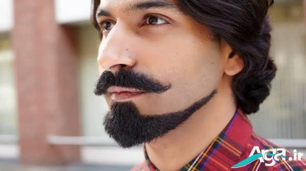 واید ریش برای مردان و مدل ریش