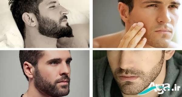 مدل های متنوع ریش مردانه