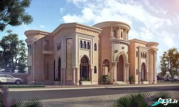نمای ساختمان ایرانی