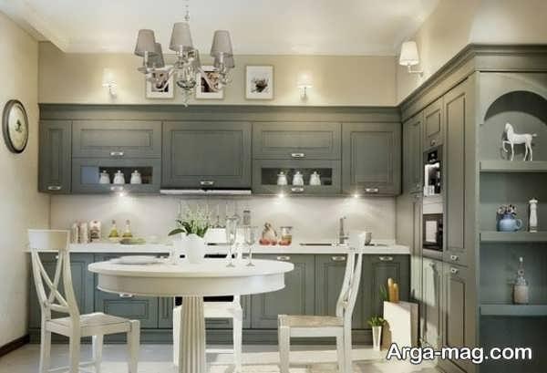مدلهایی زیبا و جدید از کابینت آشپزخانه