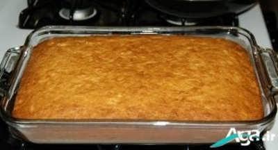 طرز تهیه کیک هویج به صورت تصویری