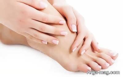 آشنایی با نشانه های درد کف پا