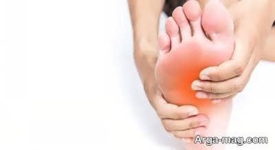 روش های درمان درد کف پا