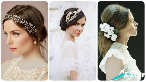 شینیون عروس 2016 در مدل های متنوع