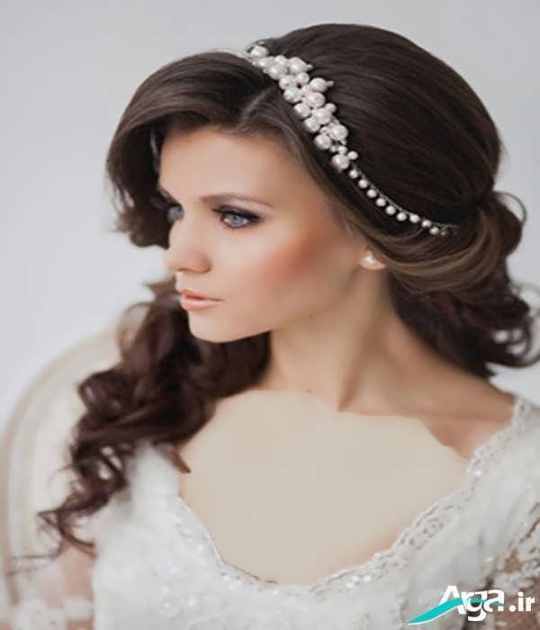 مدل موی عروس 2016