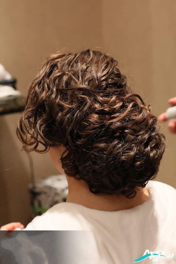 Chignon curls (13)