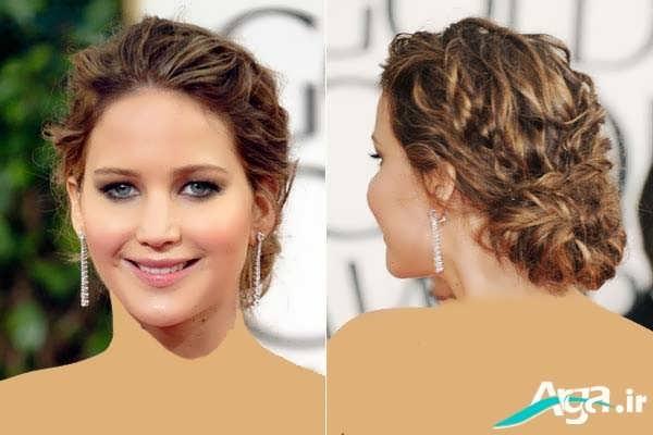 انواع مدل های آرایش مو بلند و کوتاه