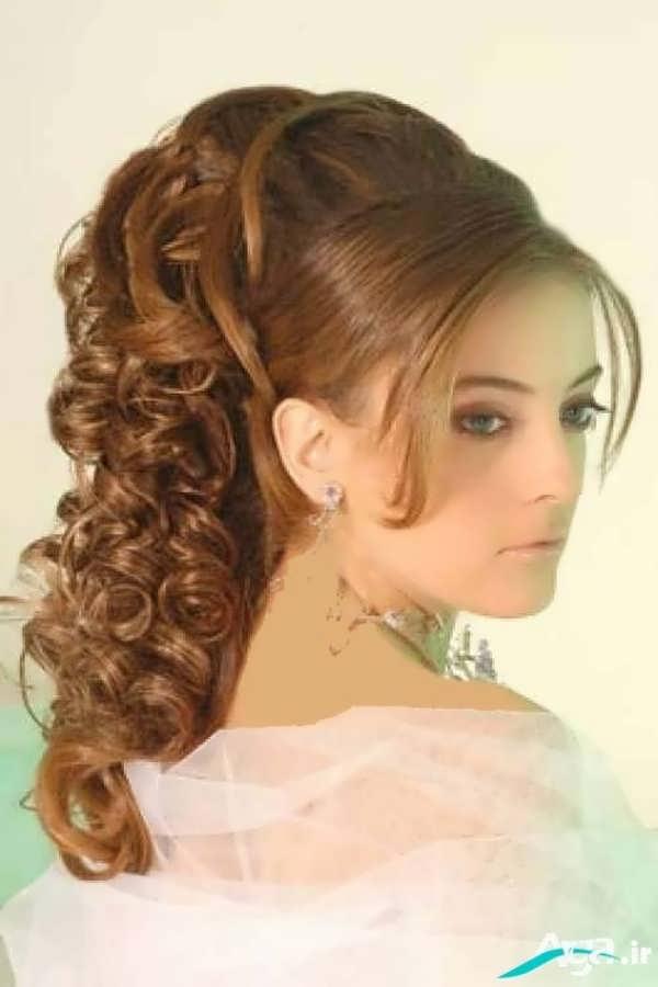 Chignon curls (7)