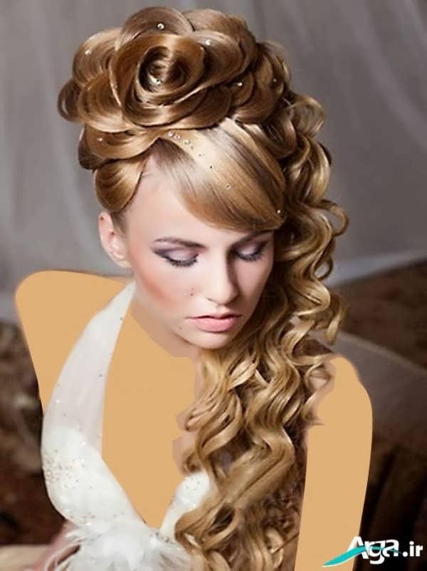 مدل های جدید و متنوع آرایش موی بلند