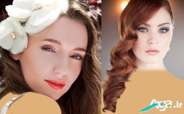 مدل های آرایش مو ویژه سال 2016