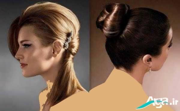 انواع مدل های متفاوت و جذاب آرایش مو