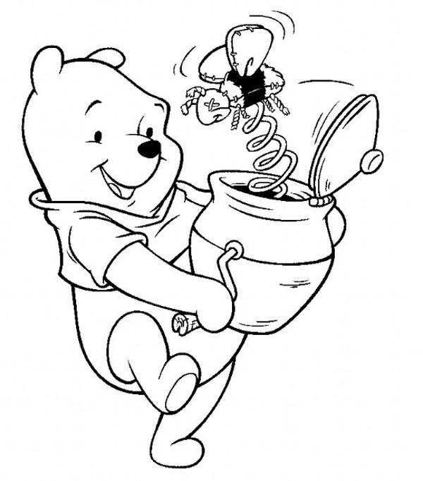 رنگ آمیزی خرس برای پسران