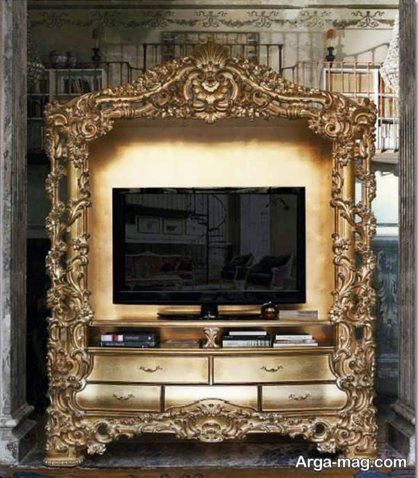 انواع میز tv کلاسیک