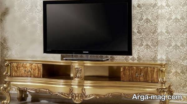 میز تلویزیون کلاسیک شیک
