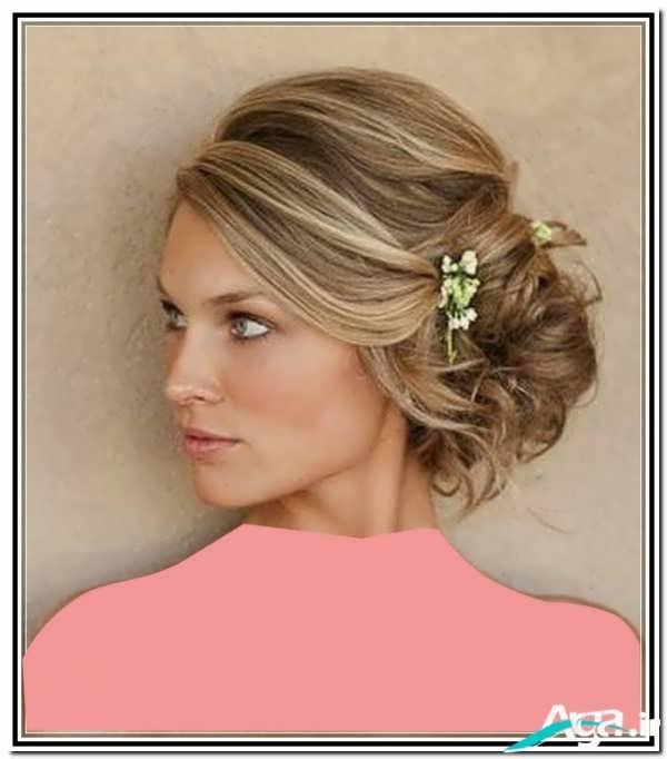 آرایش موی کلاسیک جذاب و شیک