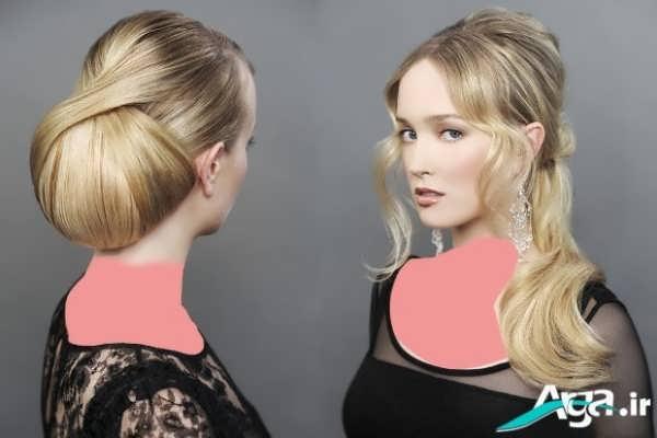 انواع مدل های آرایش مو کلاسیک