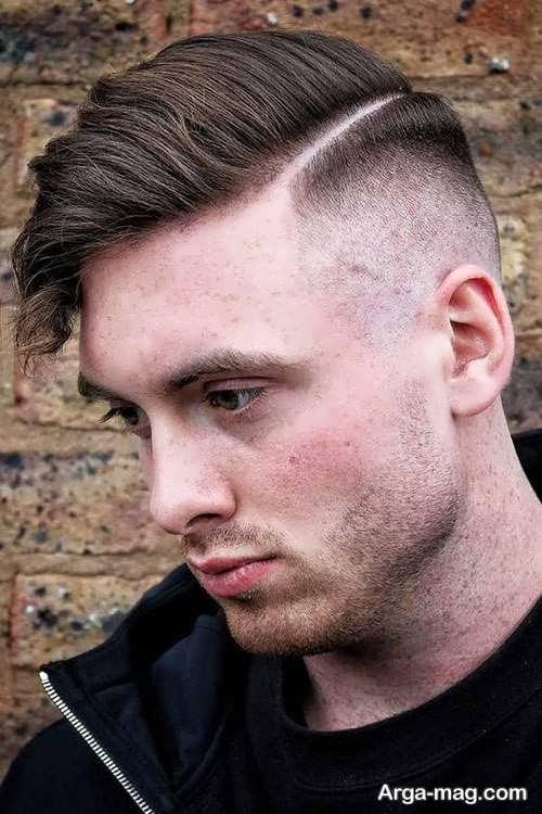 مدل مو خامه ای کوتاه