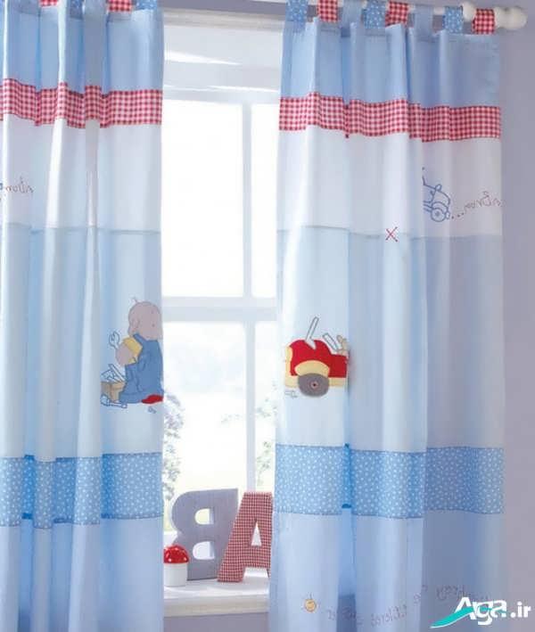 مدل پرده جدید اتاق کودک