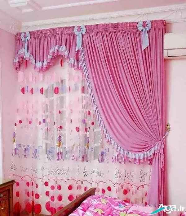 پرده عروسکی اتاق کودک