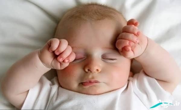 بچه بامزه وناز