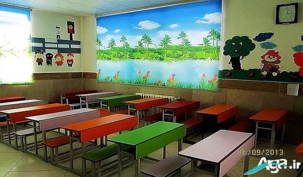 تزیینات جدید کلاس
