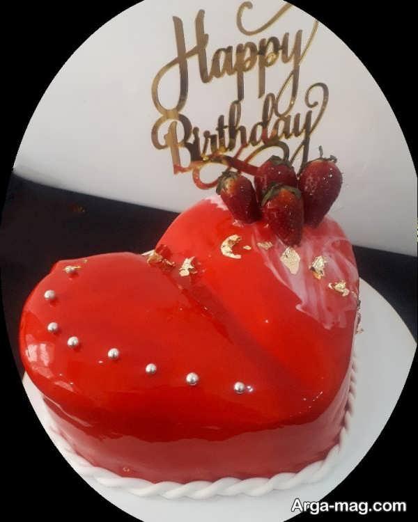 جذاب ترین تزیین کیک با ژله