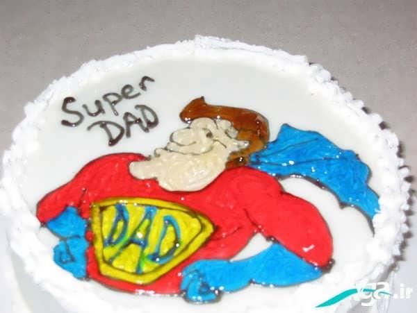 تزیین کیک با ژله مخصوص کودکان