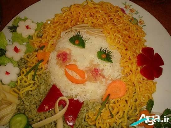 انواع تزیینات برنج