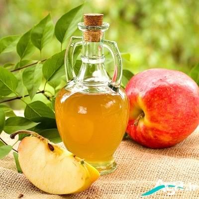 تاثیرات سرکه سیب بر اگزما