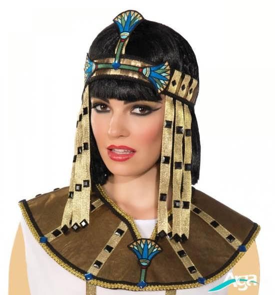 مدل زیبا موی مصری