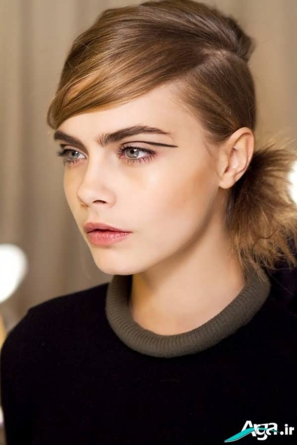 مدل ابرو زیا و جذاب دخترانه 2016
