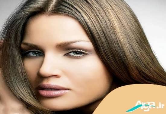 انواع مدل موی زیتونی