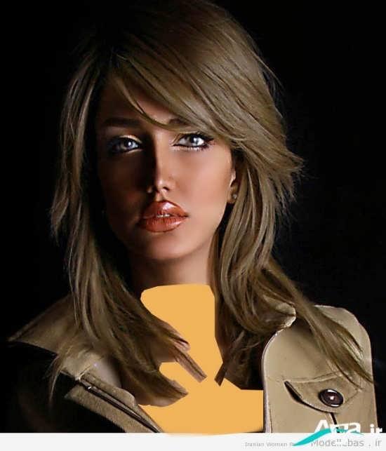 انواع مدل های رنگ موی زیتونی