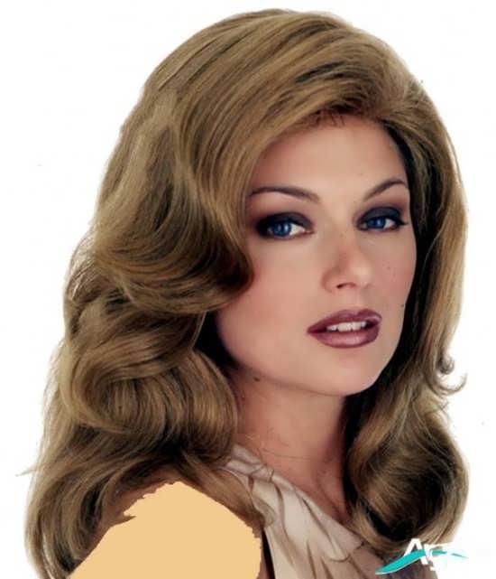 رنگ موی زیتونی زیبا و خوشرنگ