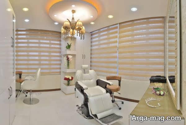 انواع دکوراتیو آرایشگاه زنانه