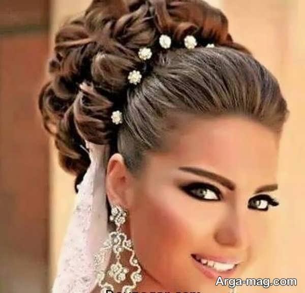 مدل مو برای صورت گرد زیبا